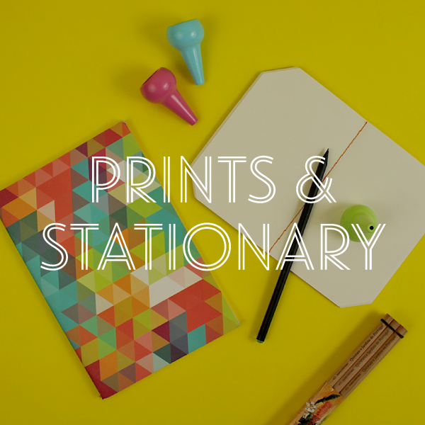 Prints & Stationary